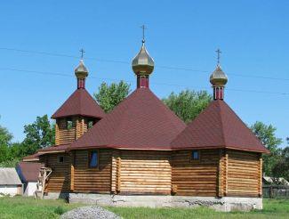 Церковь Николая Чудотворца, Мурафа