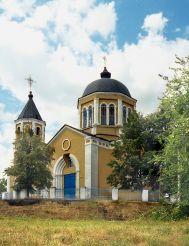 Церква Успіння Пресвятої Богородиці, Сеньково
