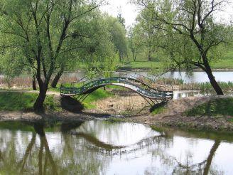 Парк Самойлових, Сміла