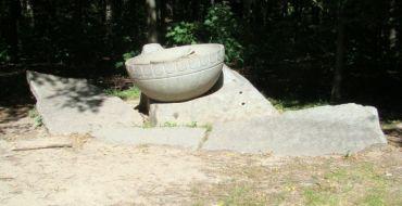 Памятный знак Склык, Мельники