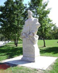 Памятник казаку Никите Галагану, Чигирин