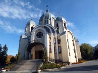 Церковь Матери Божьей Неустанной Помощи, Тернополь