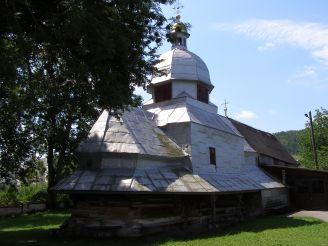 Николаевская церковь, Бережаны