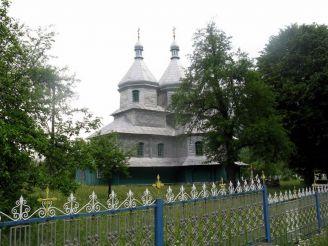Церква Іоанна Сучавського, Виженка