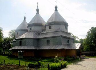 Церква Іоанна Сучавського, Мигово