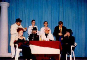 Театр еврейской песни Нэшомэ, Киев