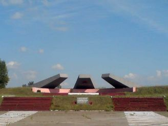 Monument to the Defenders of Dnepropetrovsk