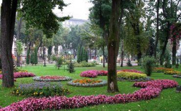 Парк Шевченко, Киев