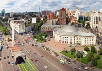 Площадь Победы, Киев