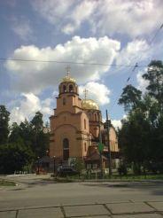 Церковь Иоанна Кронштадтского, Киев