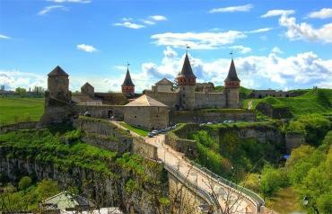 Kам'янець-Подільський замок (фортеця), Kам'янець-Подільський