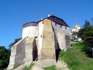 Острожский замок, Острог