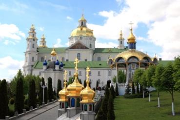 Свято-Успенская Почаевская лавра, Почаев
