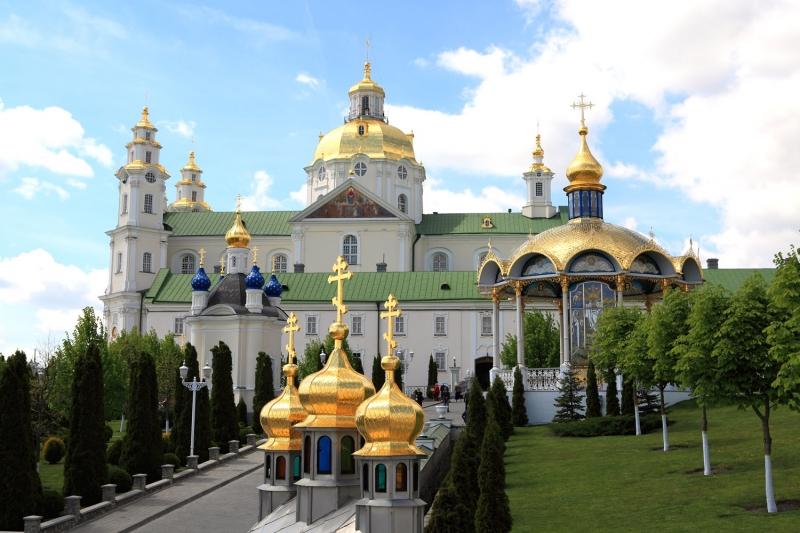 Картинки по запросу почаевская лавра фото
