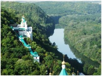 Святогорский историко-архитектурный заповедник