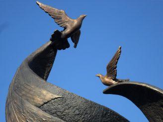 Памятник Небесной сотне, Николаев