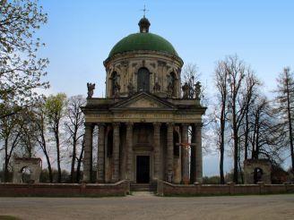 Костел Воздвижения и святого Иосифа, Подгорцы
