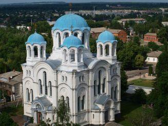 Трьох-Анастасіївський собор, Глухів