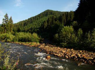 Национальный природный парк Синевир