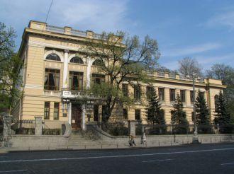 Парламентская библиотека Украины, Киев