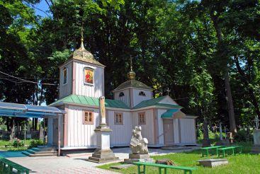 Стефановская церковь, Ровно