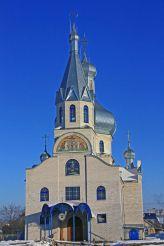 Воздвиженская церковь, Богдашев