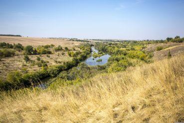 Каньйон річки Синюхи, Тернівка