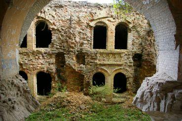 Таракановский форт, Тараканов