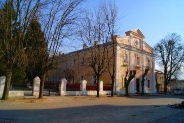 Monastery of Trinitarian (military hospital), Lutsk