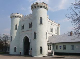 Музей історії Корсунь-Шевченківської битви, Палац Лопухіних