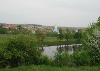 Урочище Бычова, Монастыриска