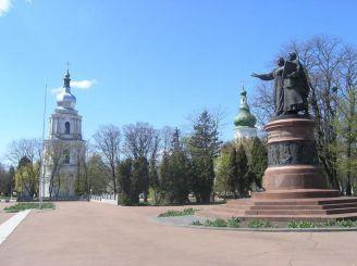 Площадь Богдана Хмельницкого, Переяслав-Хмельницкий