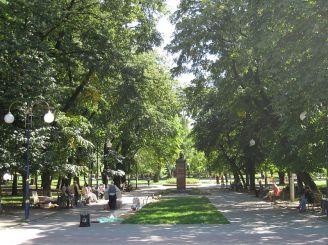 Парк імені Івана Франка, Хмельницький