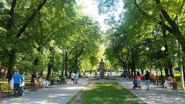 Парк ім. Івана Франка, Хмельницький