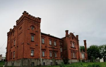 Дворец Заботина, Малая Ростовка