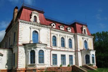 Дворец Собанских, Спичинцы