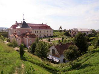 Золочевский замок, Золочев
