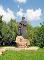 Пам'ятник князю Васильку, Теребовля
