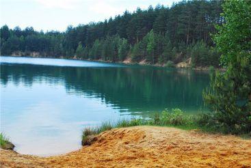 Blue Lake, Oleshnya