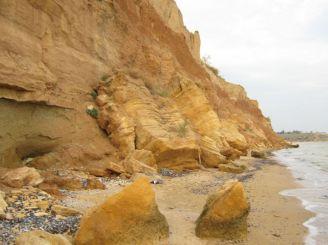 Нудистский пляж, Южный