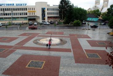 Сонячний годинник, Іршава