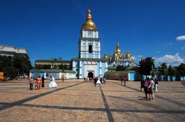 Михайловская площадь, Киев