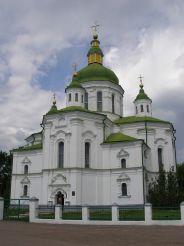 Спасо-Преображенська церква, Великі Сорочинці