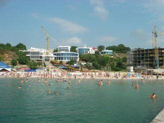 Пляж Чайка, Одесса