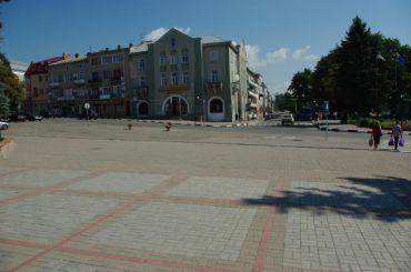 Площадь Роксоланы, Рогатин