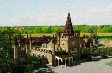 Ресторан Замок Тамплиер, Шевченково