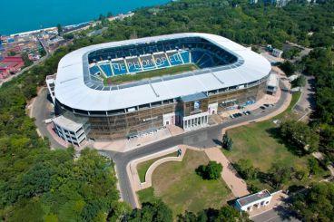 Стадіон Чорноморець, Одеса