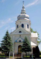 Церква Воздвиження Чесного Хреста, Маріямпіль