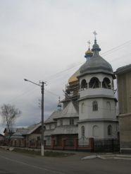 Церква Святого Миколая, Єзупіль