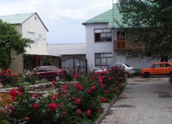 База відпочинку Аморе, Кирилівка